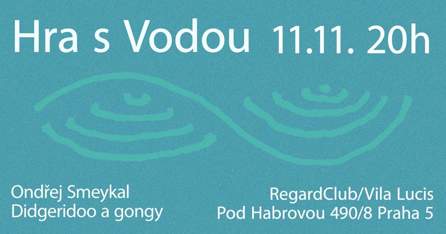 Hra s vodou 11.11.