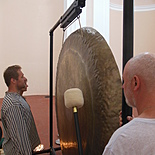 Gong therapy Pacov 2013