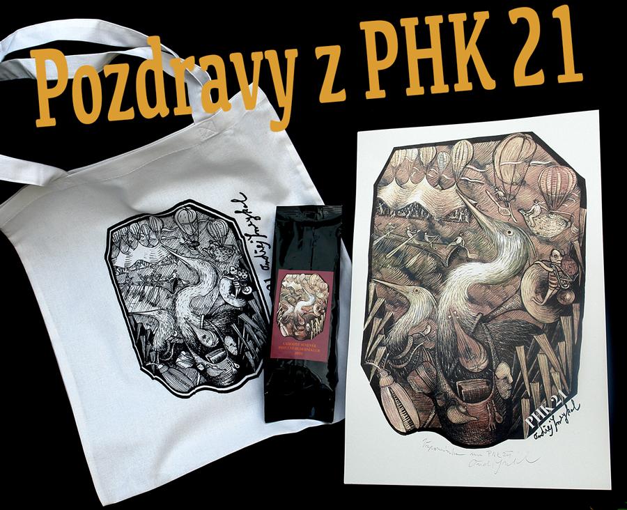 Trojbalíček PHK21