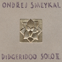 Didgeridoo solo II cd obal